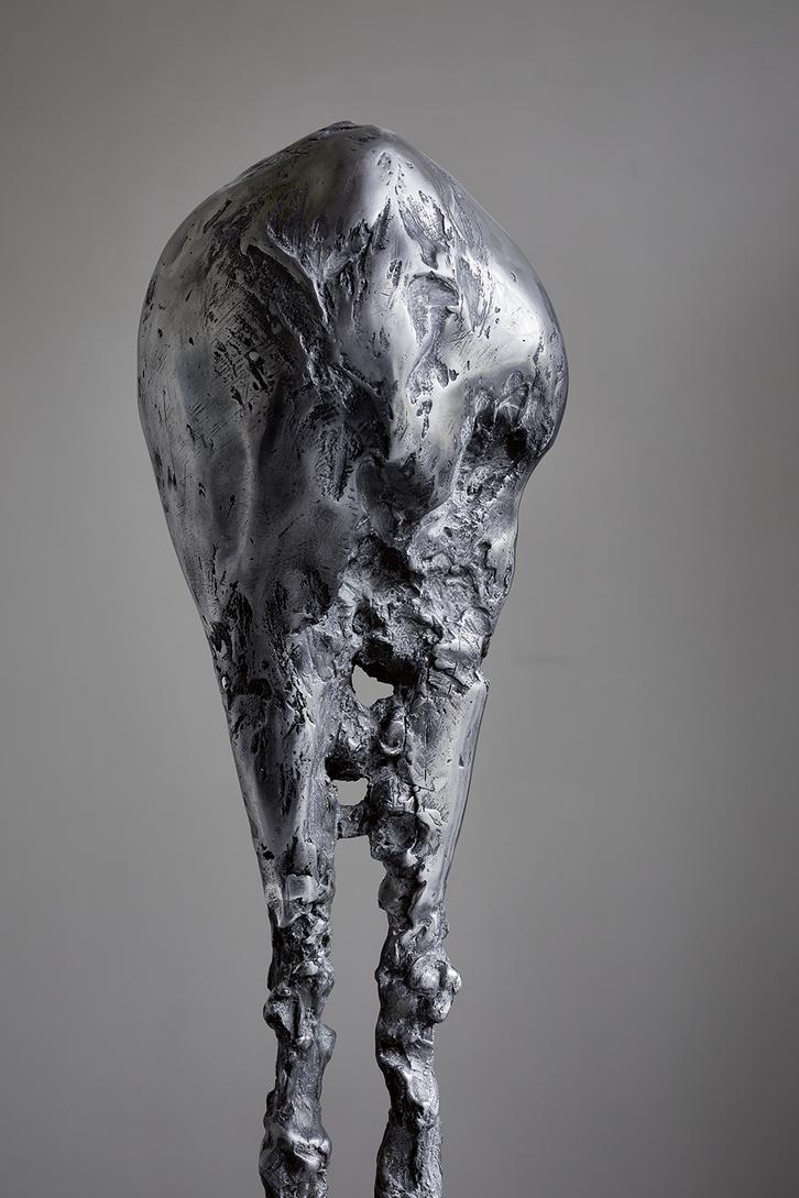 Individual   2013   Aluminium   149 x 35 x 35cm