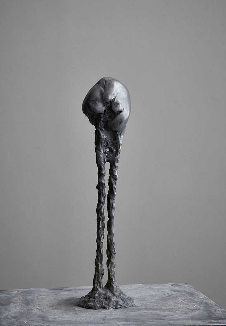 Individual   2018   Aluminium   54 x 13 x 13cm