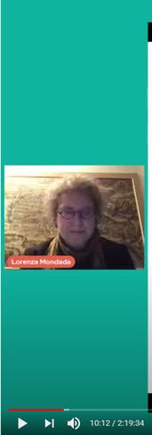 """""""Référence, corporeité, materialité, et action située. Une approche multimodale interactionelle"""". IV Workshop de Linguistique Textuelle, Brésil, 17.5.2021"""