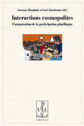 Mondada & Nussbaum (Eds.) 2012