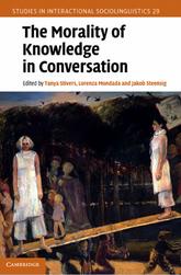 Stivers, Mondada & Steensig (Eds.) 2014