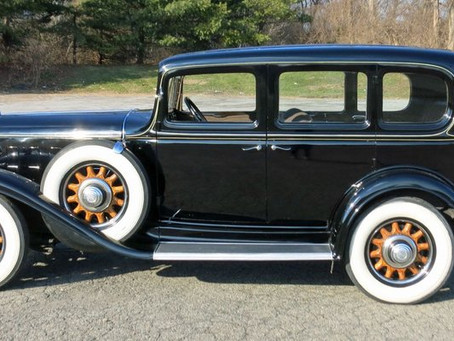 My First interest in Antique Cars