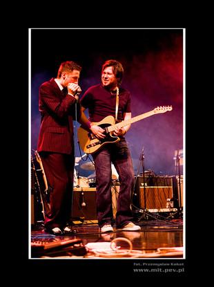 Bartek i Jacek Jaguś (JJ Band)