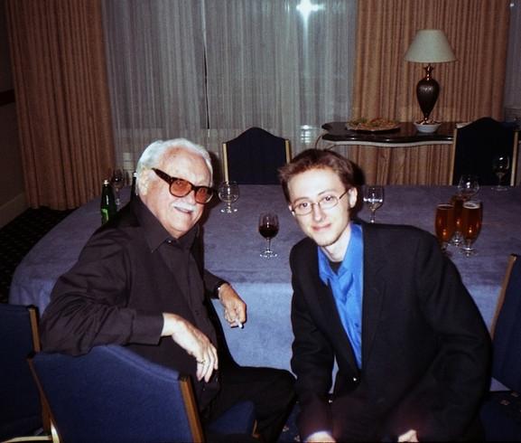 Toots Thielemans i Bartek (Warszawa 2003)