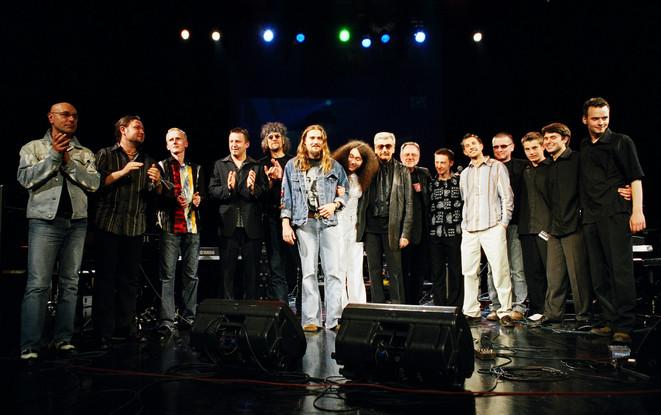 Rozdanie nagród dla najlepszych muzyków bluesowych w Polsce