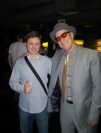 Miłe spotkanie z Mark Hummel