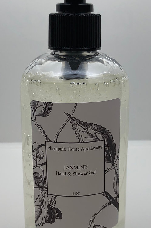 Shower Gel and Hand Soap