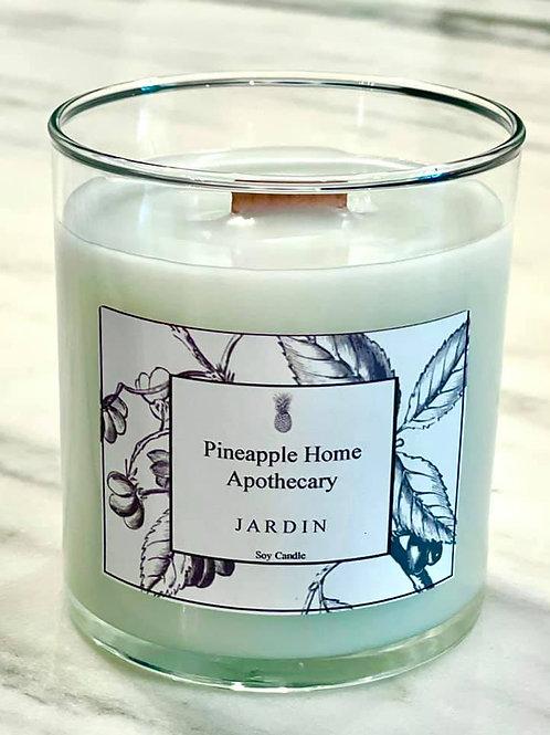 Jardin Wood Wick Candle
