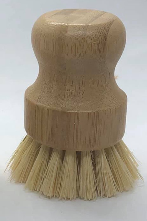 Bamboo brush