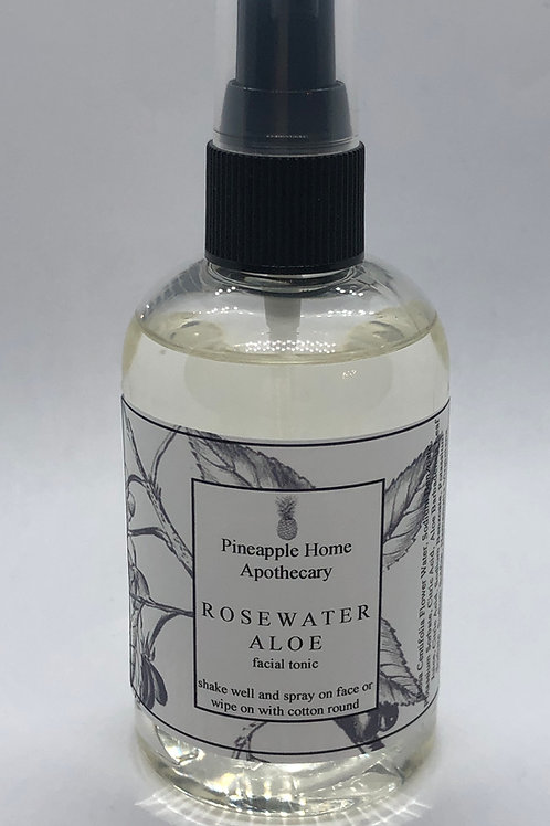Rosewater Aloe Facial Tonic OUT OF STOCK