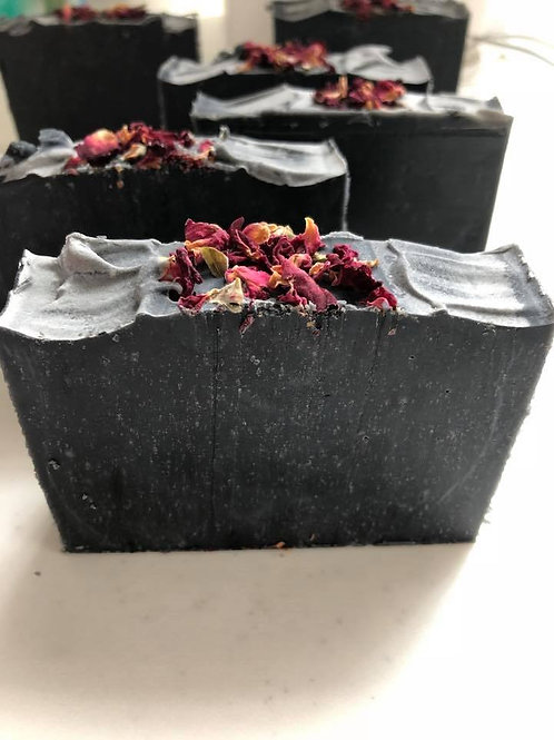 Activated Charcoal Pore Clearing Soap
