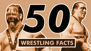50 Interesting Wrestling Facts