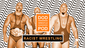 Russian Racism In Wrestling