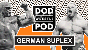 The History of the German Suplex