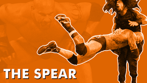 Who Invented The Spear In Wrestling?