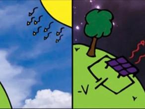 ¿Paneles fotovoltaicos que generan electricidad por la noche?