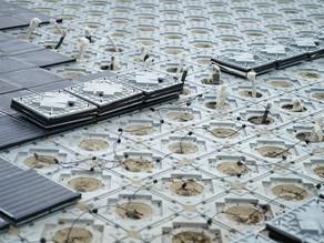 Barcelona prueba un pavimento fotovoltaico para generar electricidad
