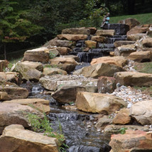 Stream into Lake 2.JPG