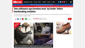 Rich kids go homeless - The Mirror