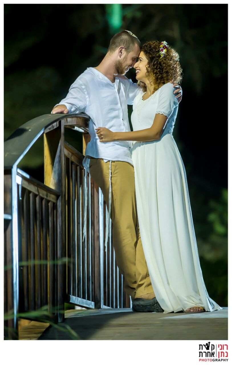 שמלות כלה רומנטיות 63 - אנבל בולוטוב