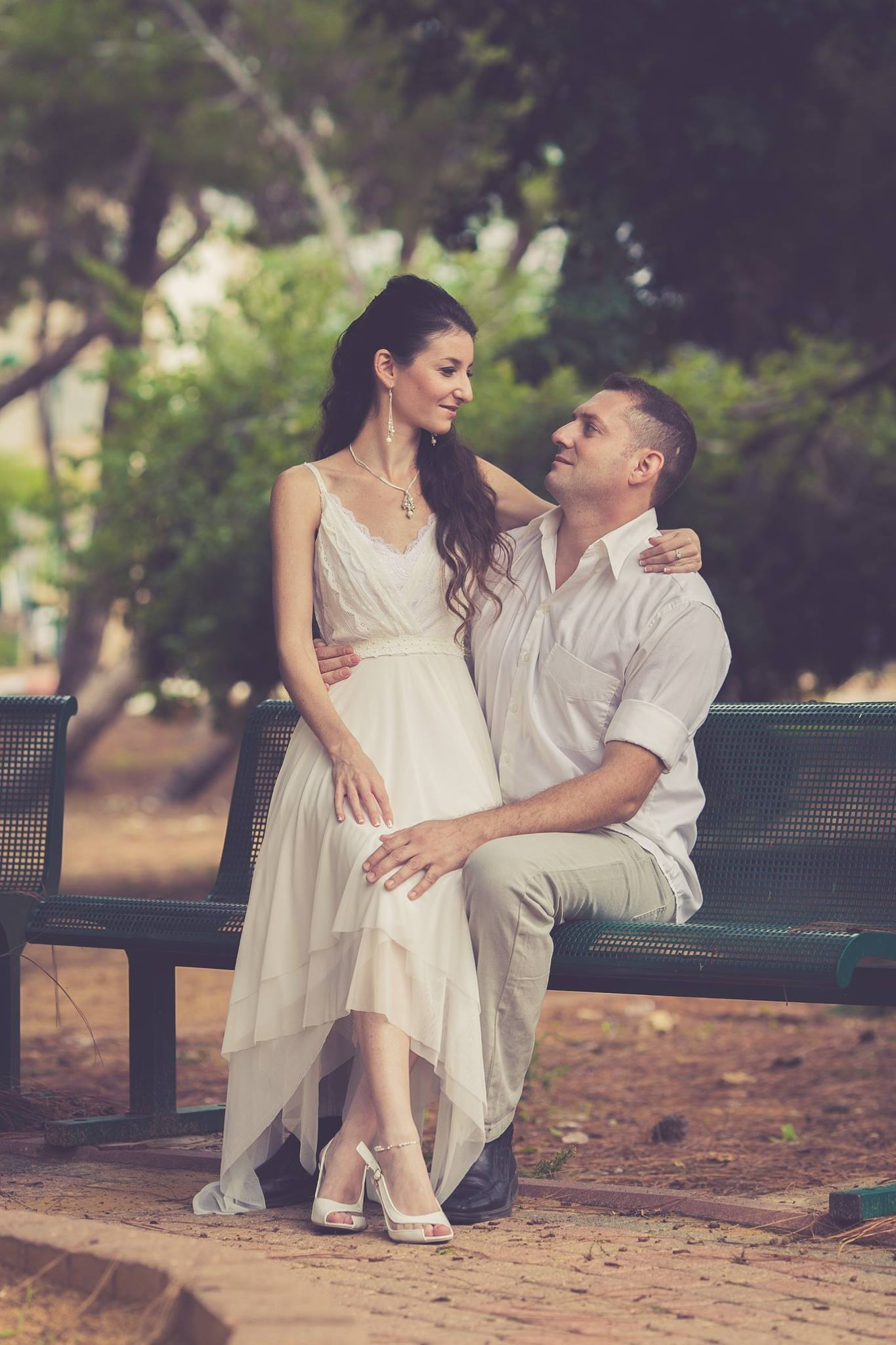 שמלות כלה רומנטיות 60 - אנבל בולוטוב