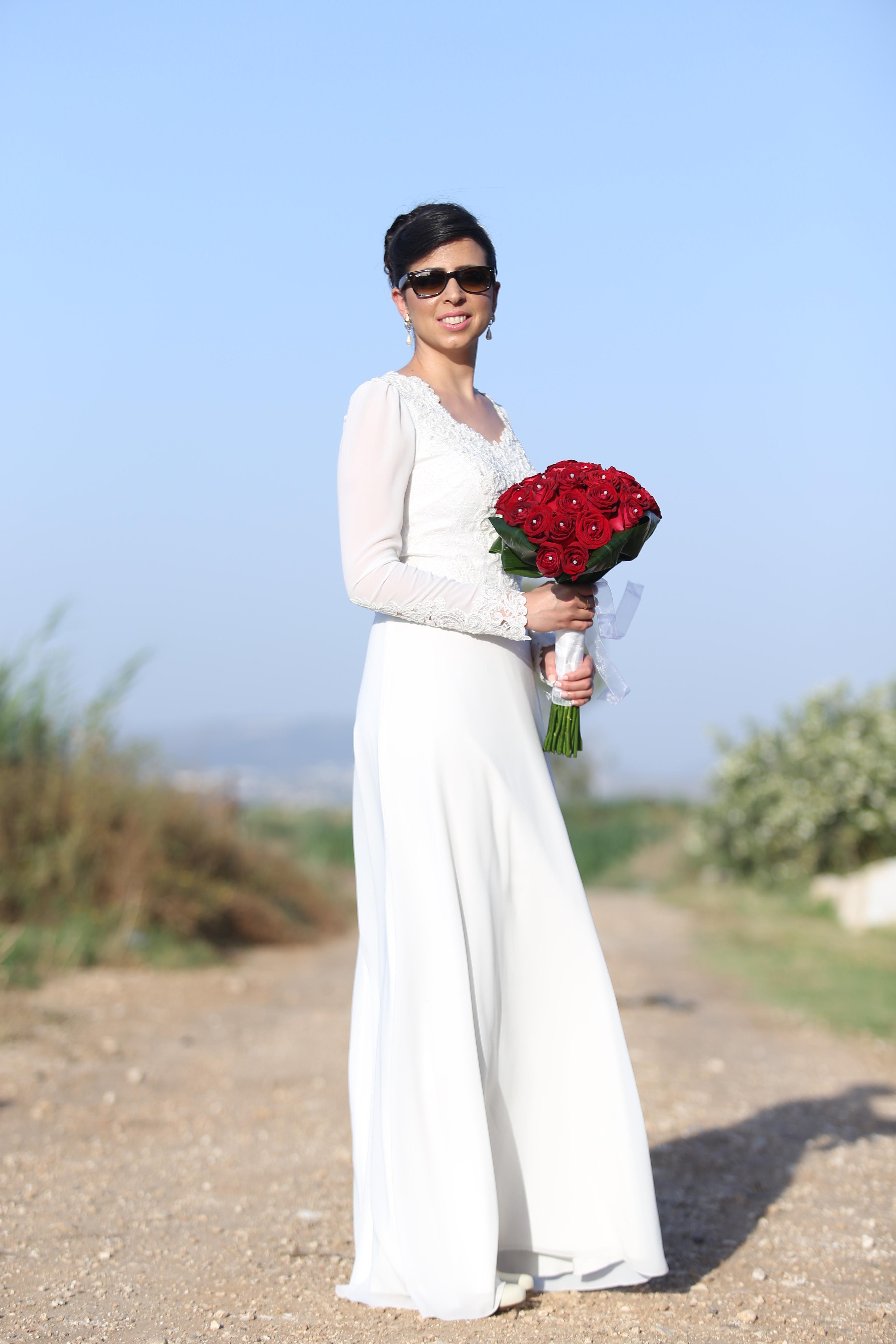 שמלות כלה רומנטיות 57 - אנבל בולוטוב