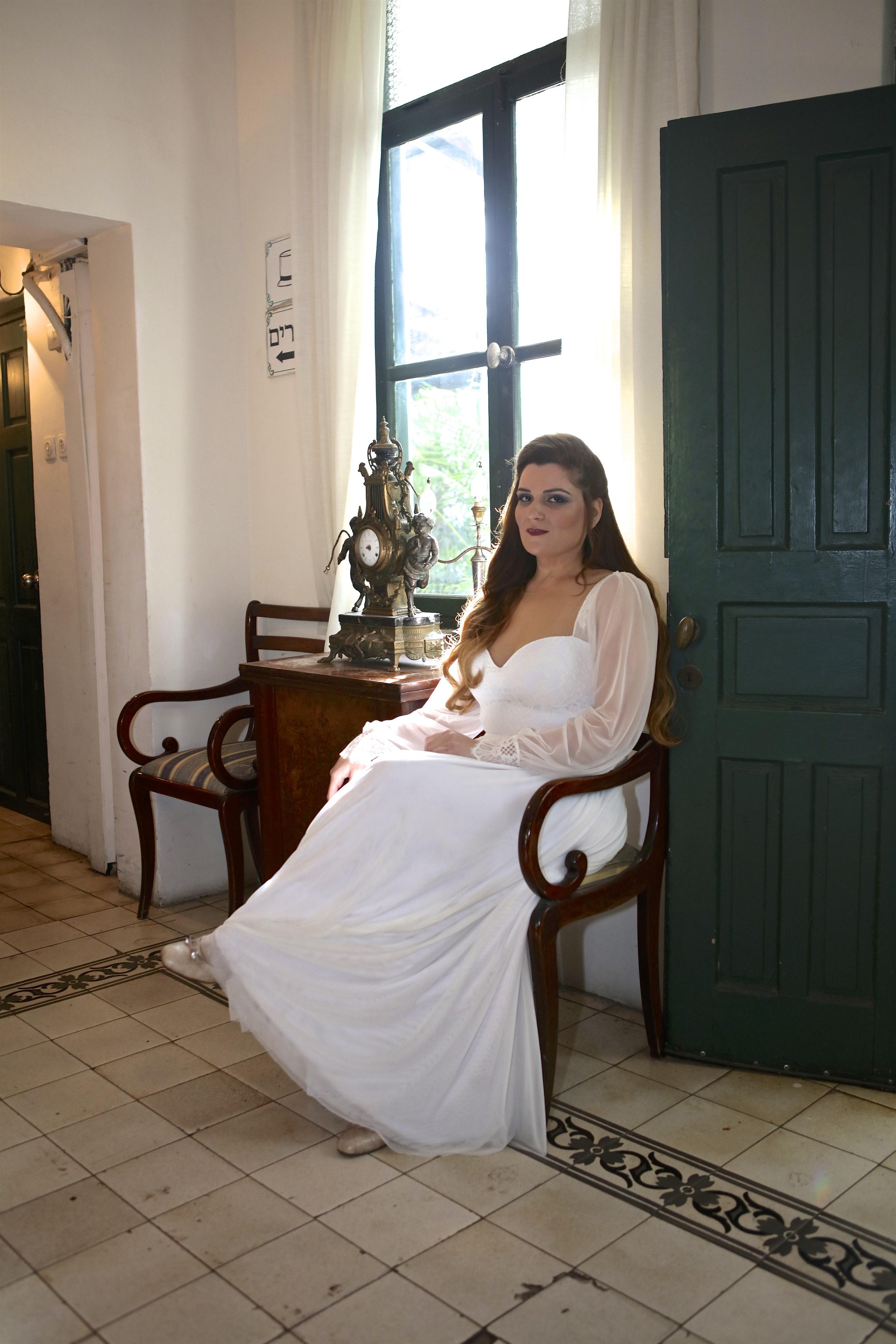 שמלות כלה רומנטיות 26 - אנבל בולוטוב