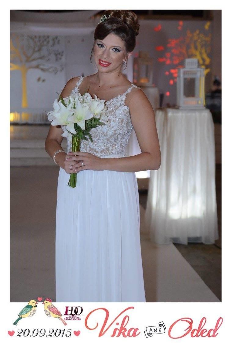 שמלות כלה רומנטיות 36 - אנבל בולוטוב