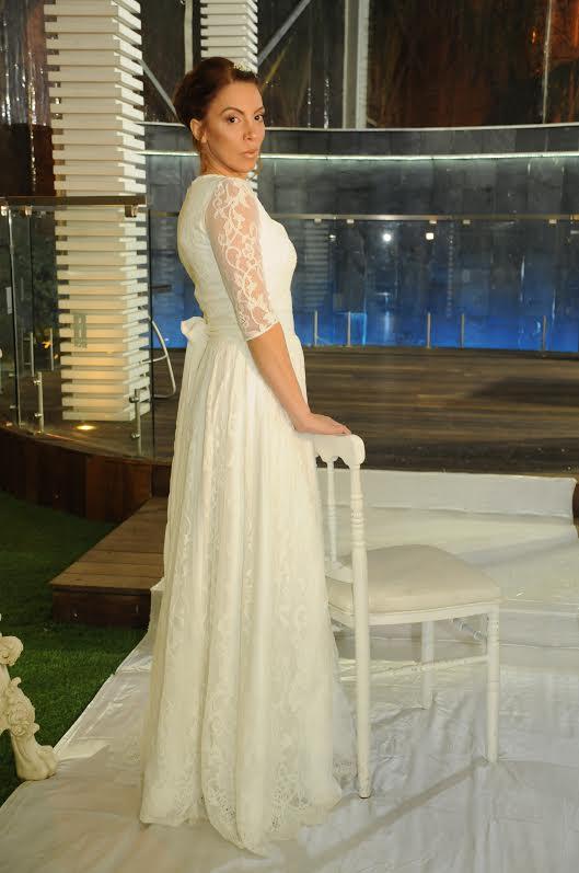 שמלות כלה רומנטיות 25 - אנבל בולוטוב