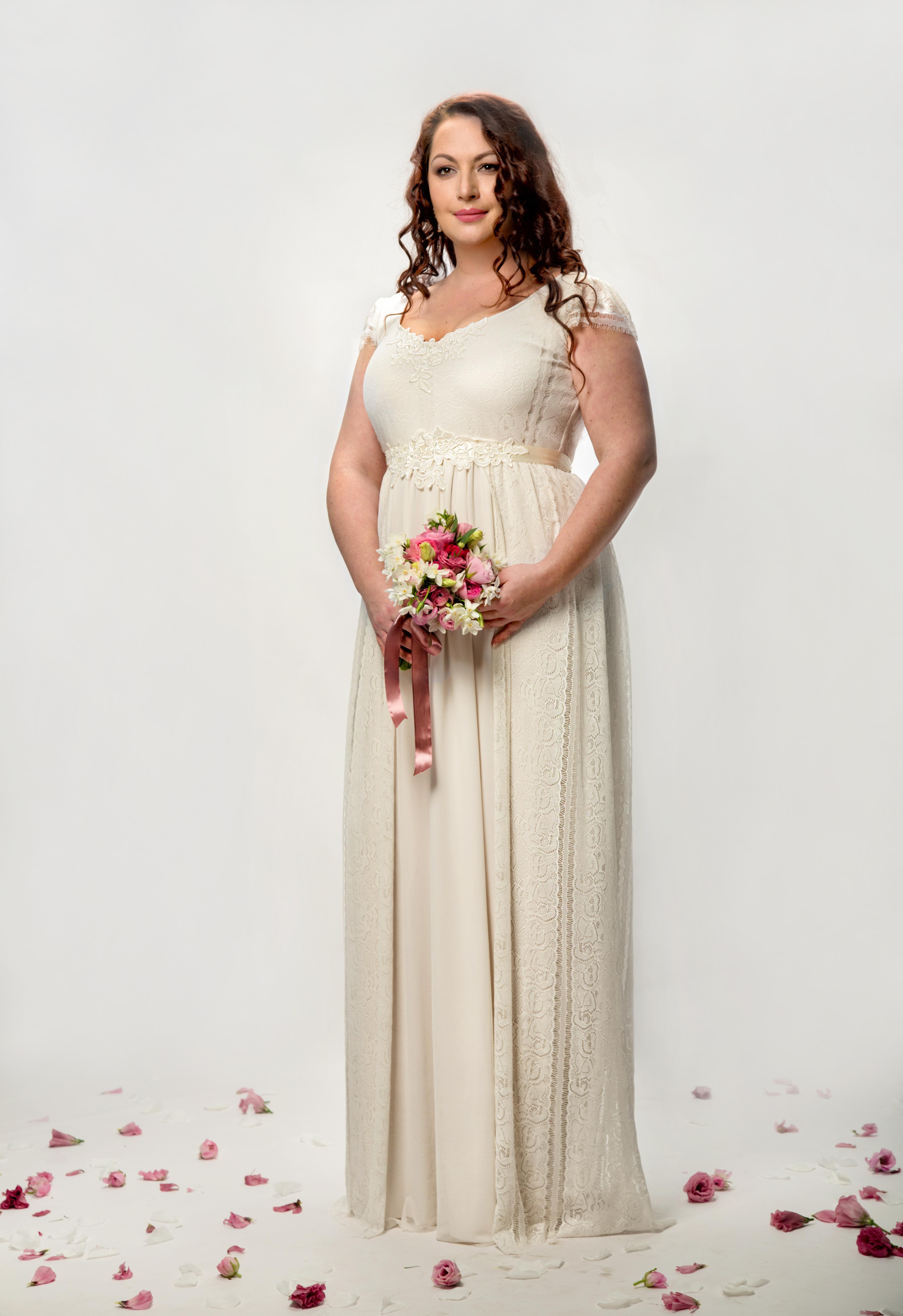 שמלות כלה צנועות 6