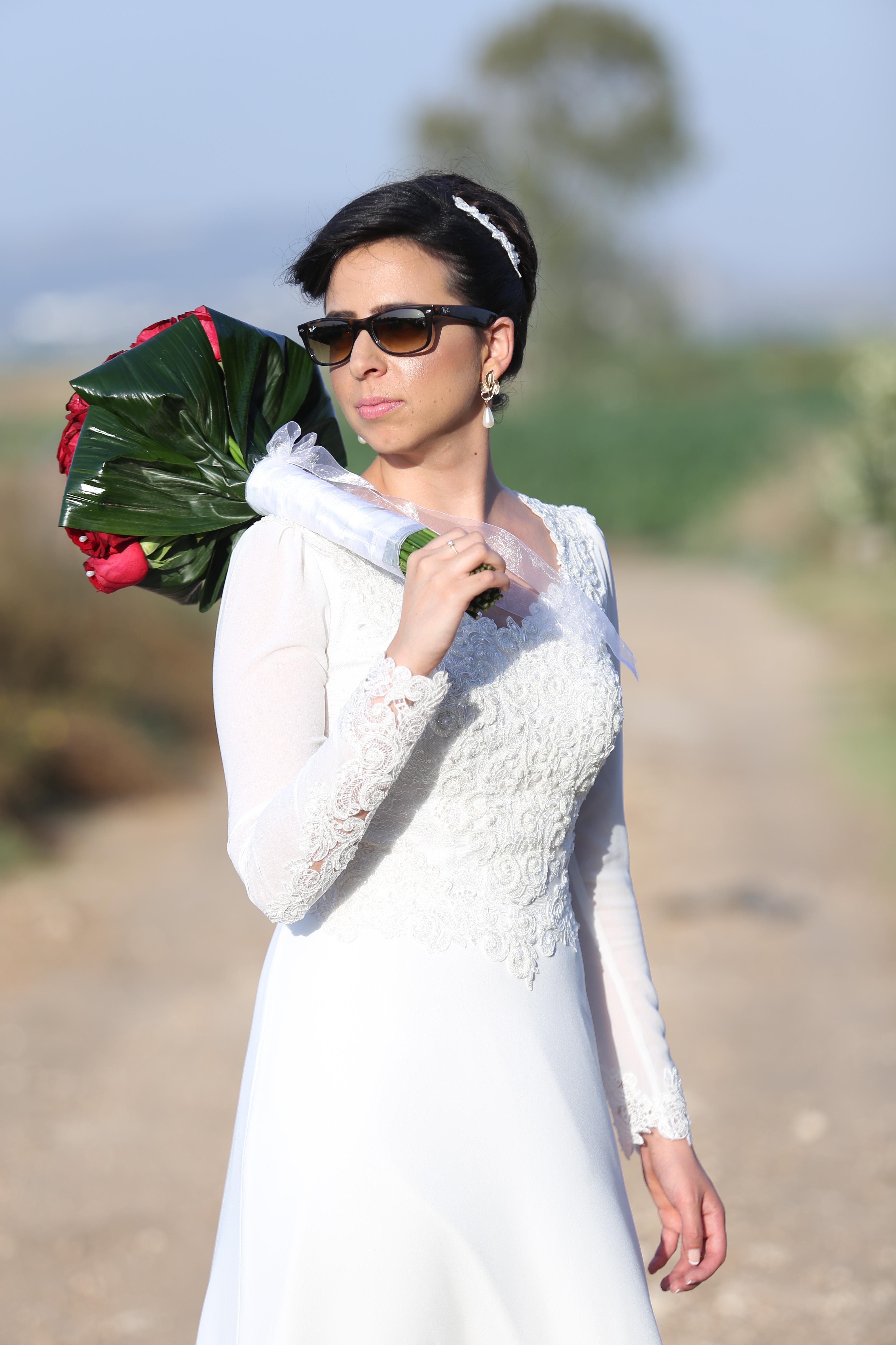 שמלות כלה רומנטיות 56 - אנבל בולוטוב