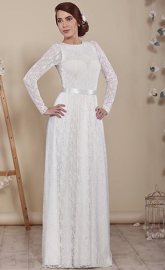 שמלות כלה לסטודנטיות - אנבל בולוטוב