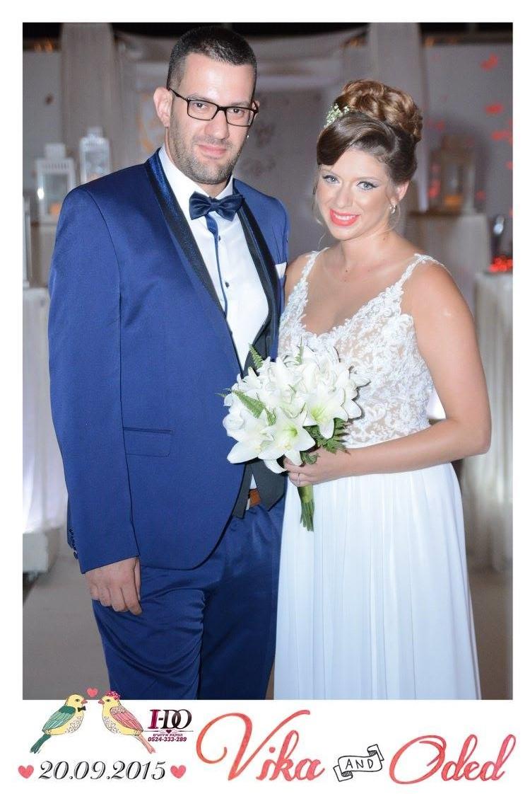 שמלות כלה רומנטיות 37 - אנבל בולוטוב