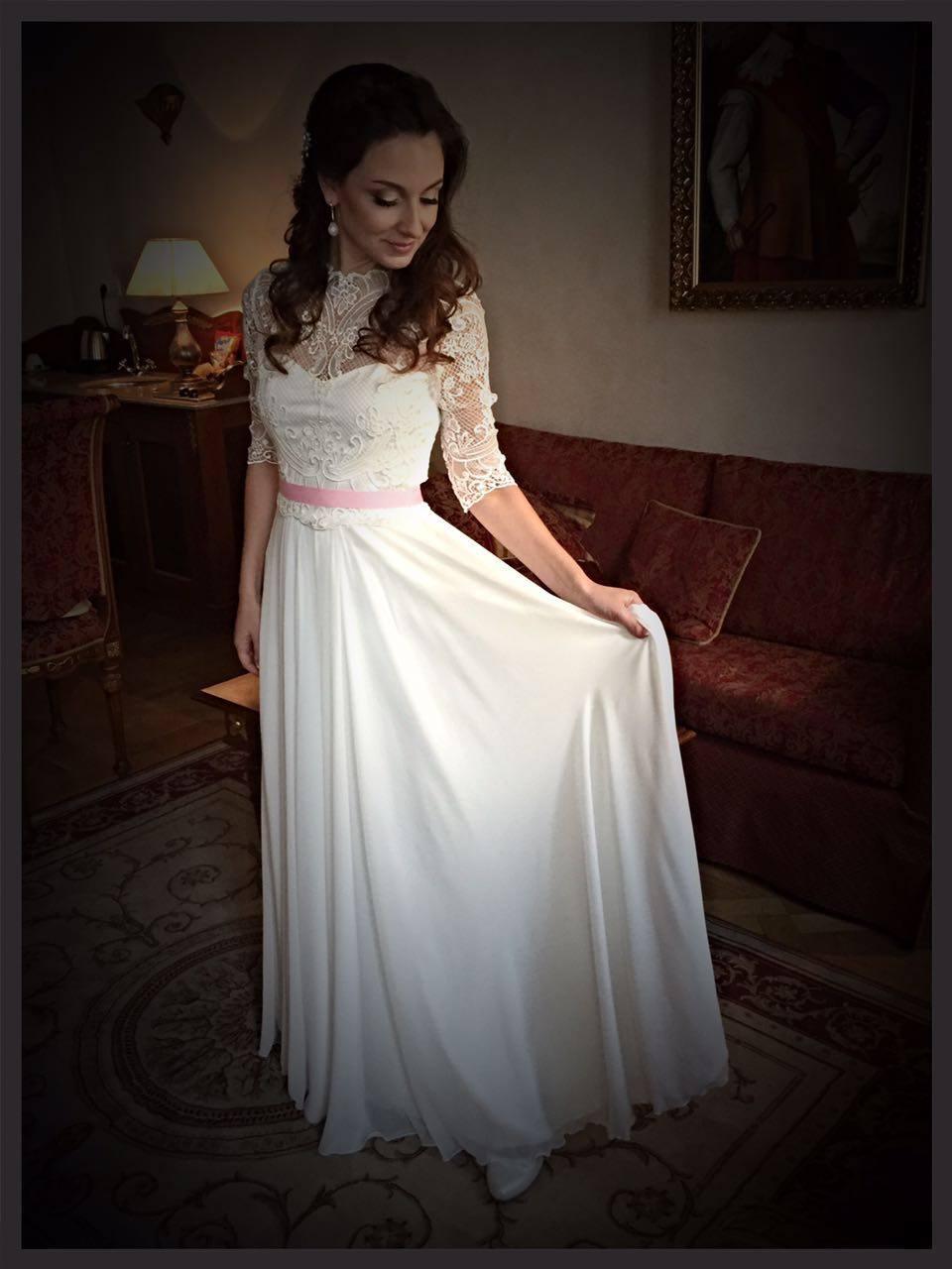 שמלות כלה רומנטיות 9 - אנבל בולוטוב