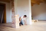 graphicstock-handyman-measuring-unfinish
