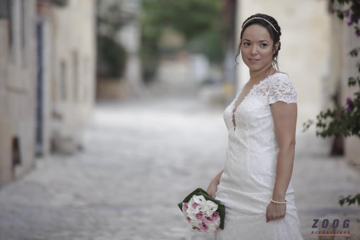 שמלות כלה רומנטיות 28 - אנבל בולוטוב