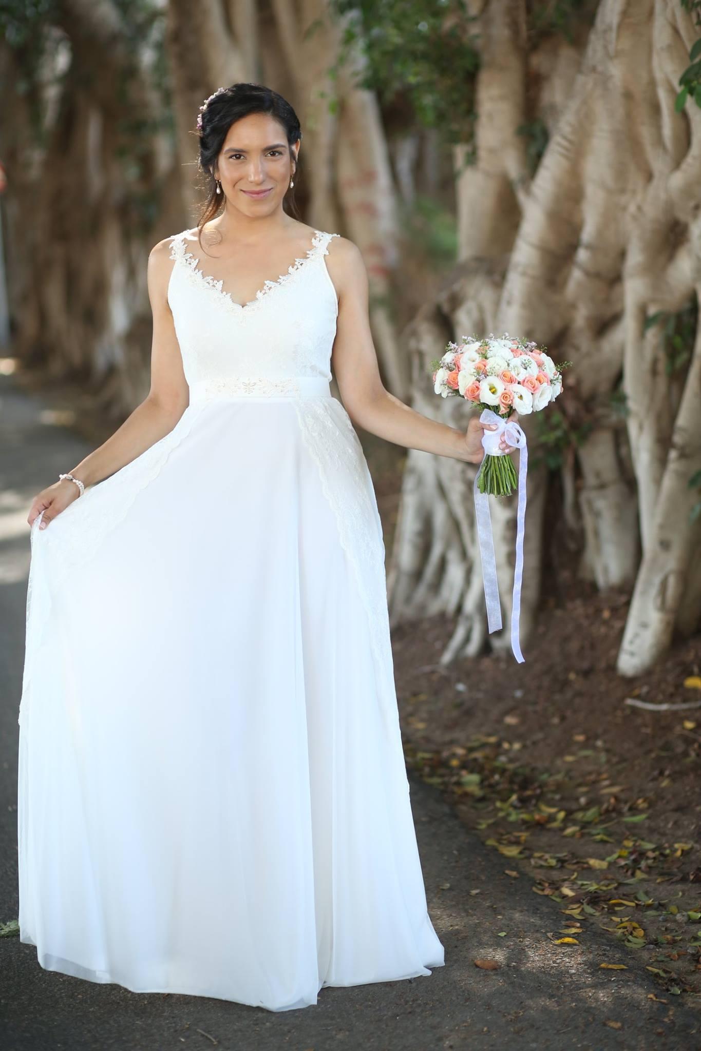 שמלות כלה רומנטיות 7 - אנבל בולוטוב