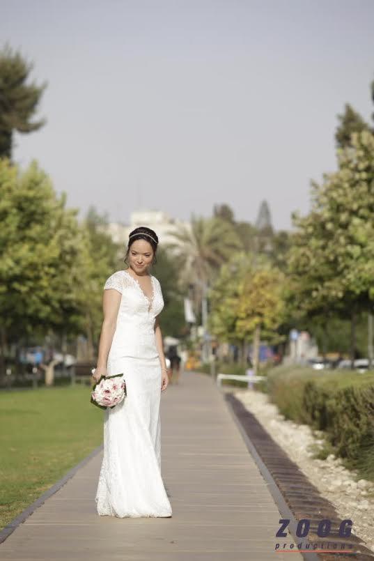 שמלות כלה רומנטיות 27 - אנבל בולוטוב