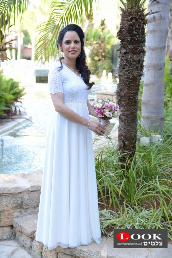 שמלות כלה רומנטיות 11 - אנבל בולוטוב