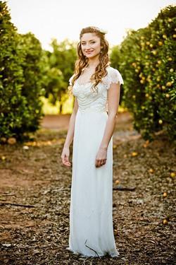 שמלות כלה רומנטיות 30 - אנבל בולוטוב