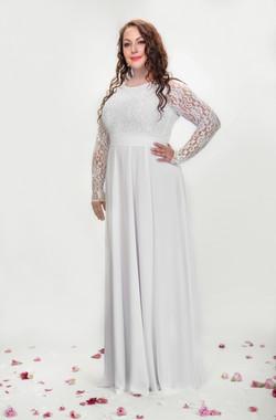 שמלות כלה צנועות 5