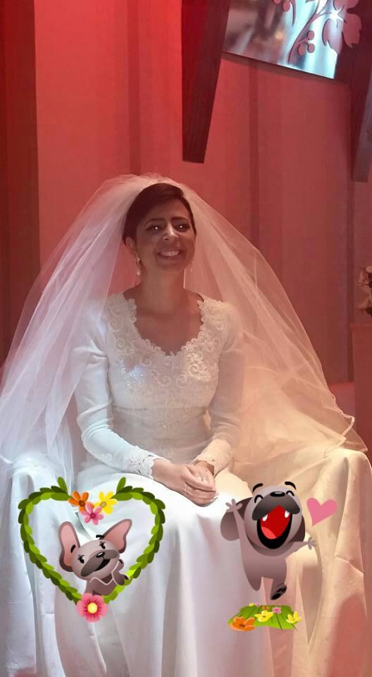 שמלות כלה רומנטיות 40 - אנבל בולוטוב
