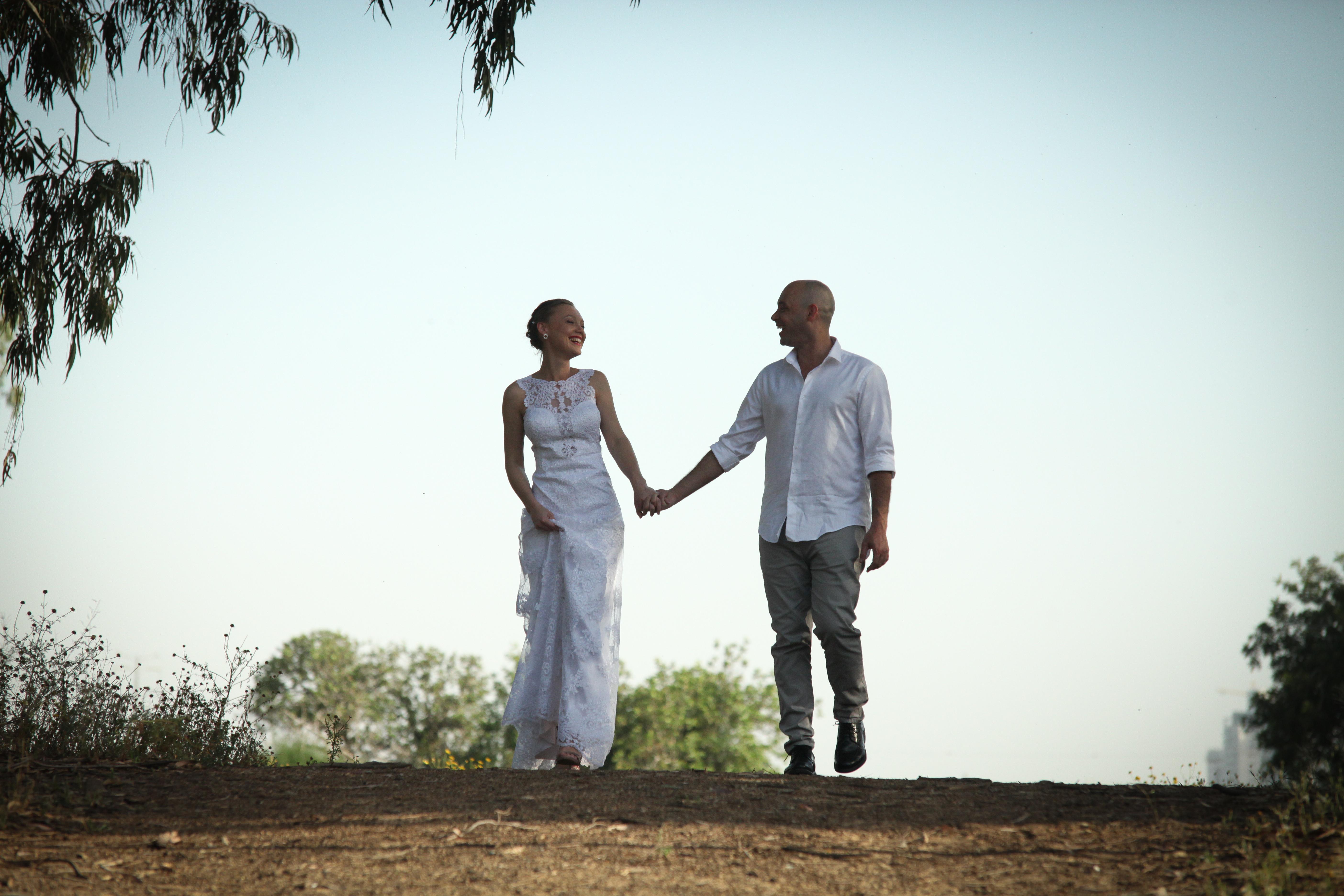 שמלות כלה רומנטיות 47 - אנבל בולוטוב