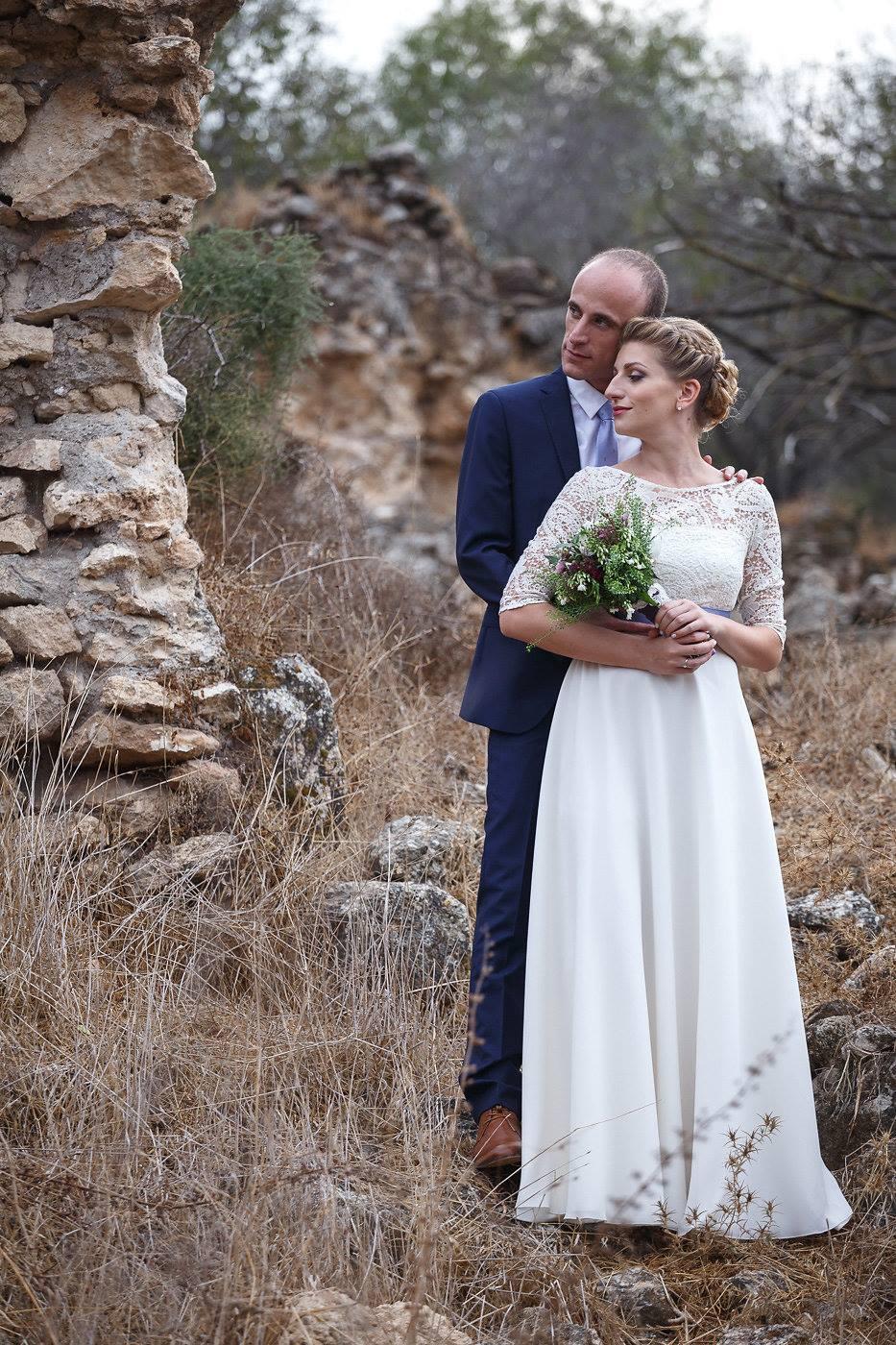 שמלות כלה רומנטיות 32 - אנבל בולוטוב