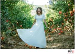 שמלות כלה רומנטיות 65 - אנבל בולוטוב