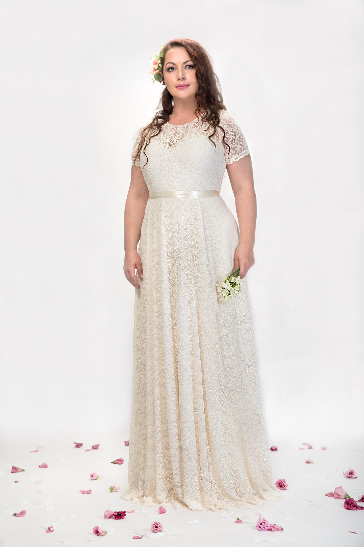 שמלות כלה צנועות 4