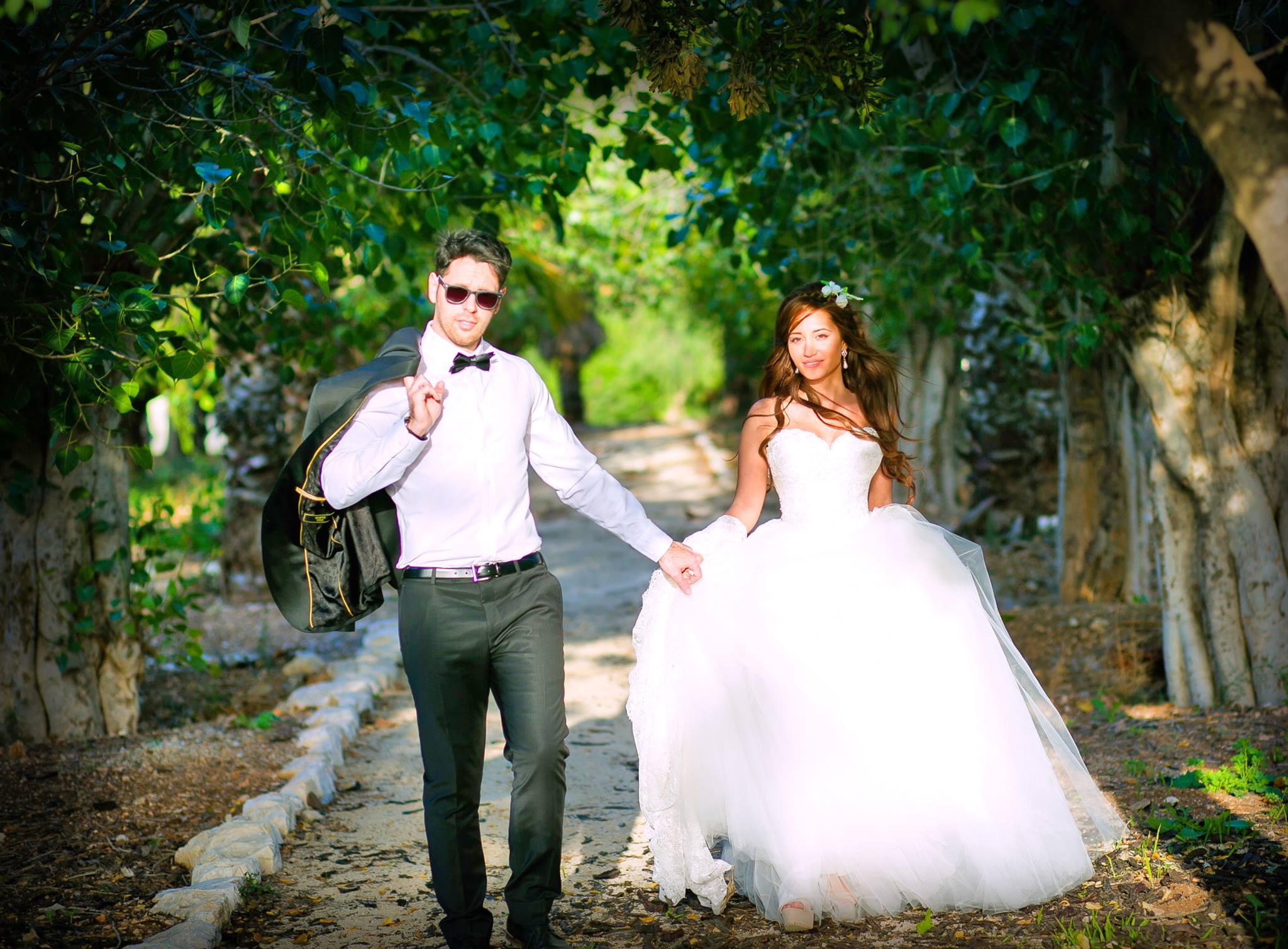 שמלות כלה רומנטיות 35 - אנבל בולוטוב