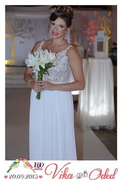 שמלות כלה רומנטיות 50 - אנבל בולוטוב