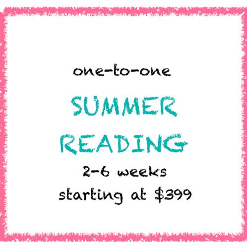 Summer 2017 - Summer Reading