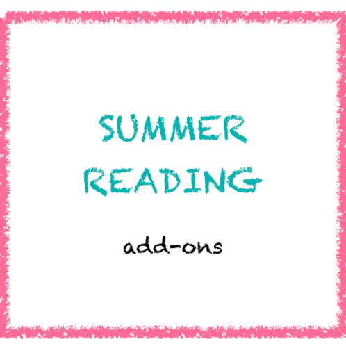 Summer 2017 - Summer Reading Add-Ons